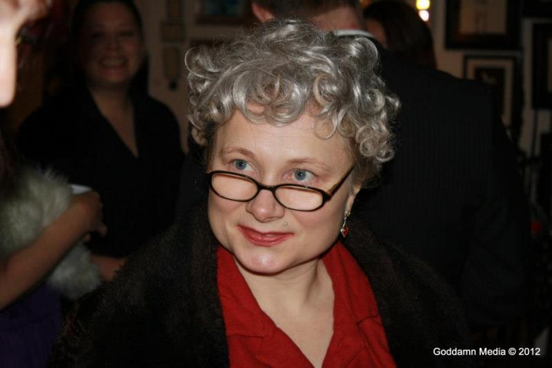 Baroness Edna Peel Murder Mystery Brighton Arts Club
