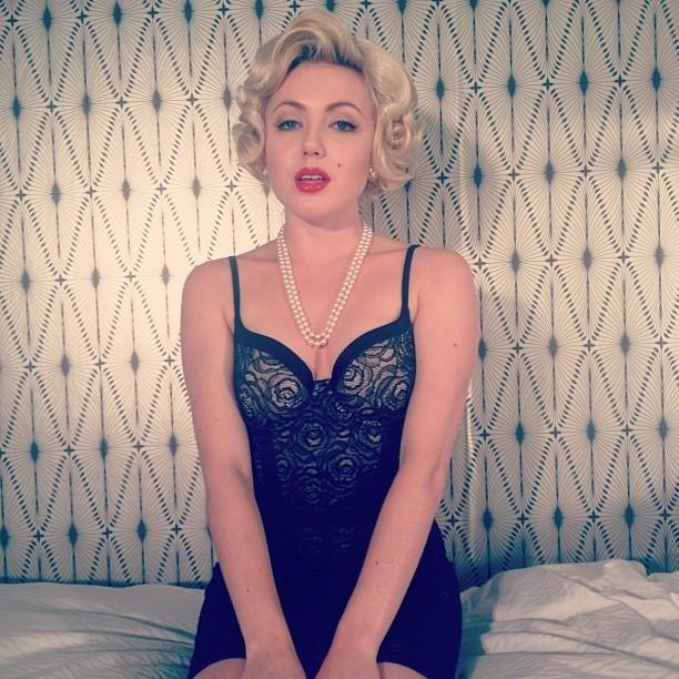 Heal's shoot - Marilyn Monroe