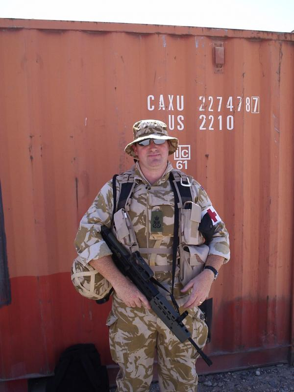 Desert Uniform