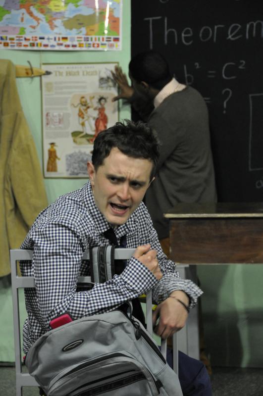 A Slap In The Face, actor: Martin Haddow