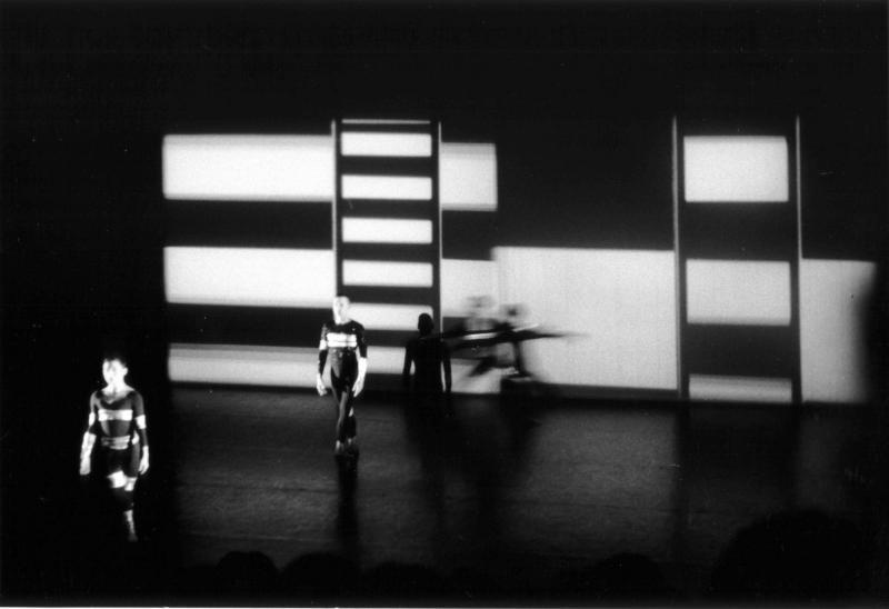 'Light Motif' chor. Rachel Thew, dance group ra, The Place Theatre
