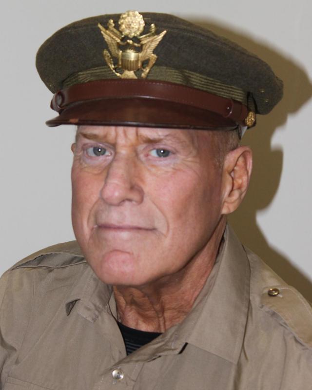 WW2 U.S. Marine Major
