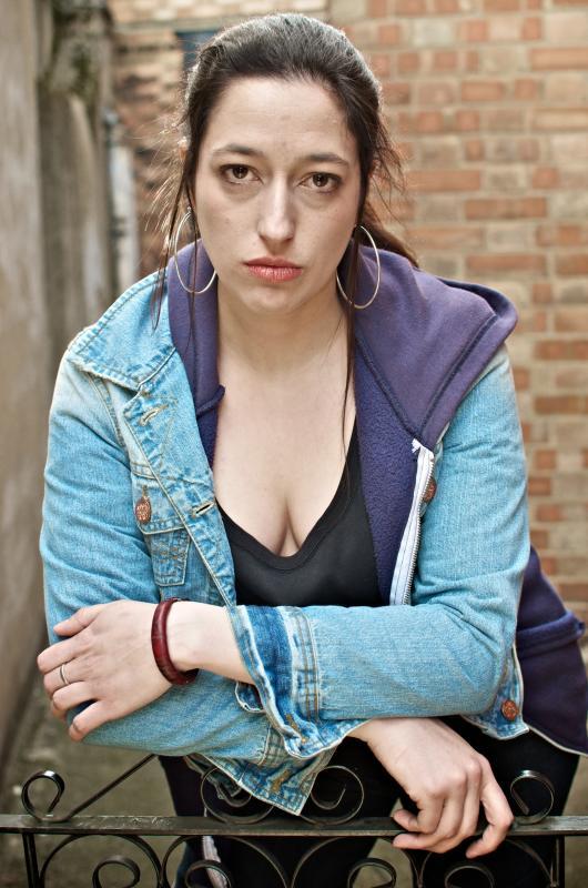 Character Shot (Chav): Hayley Joanne Bacon