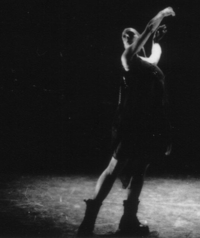 'Imaginary Quintet' Choreographer Rachel Thew, dance group ra, Lilian Baylis Theatre, London