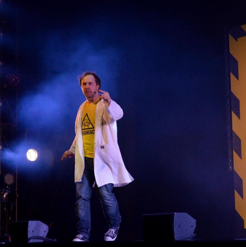 Brainiac Live 2013