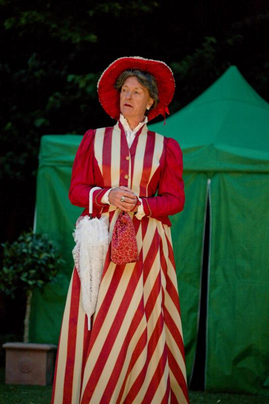 Lady Bracknell (The Importance of Being Ernest)