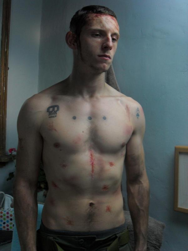 SFX make up for Feature Film Retreat