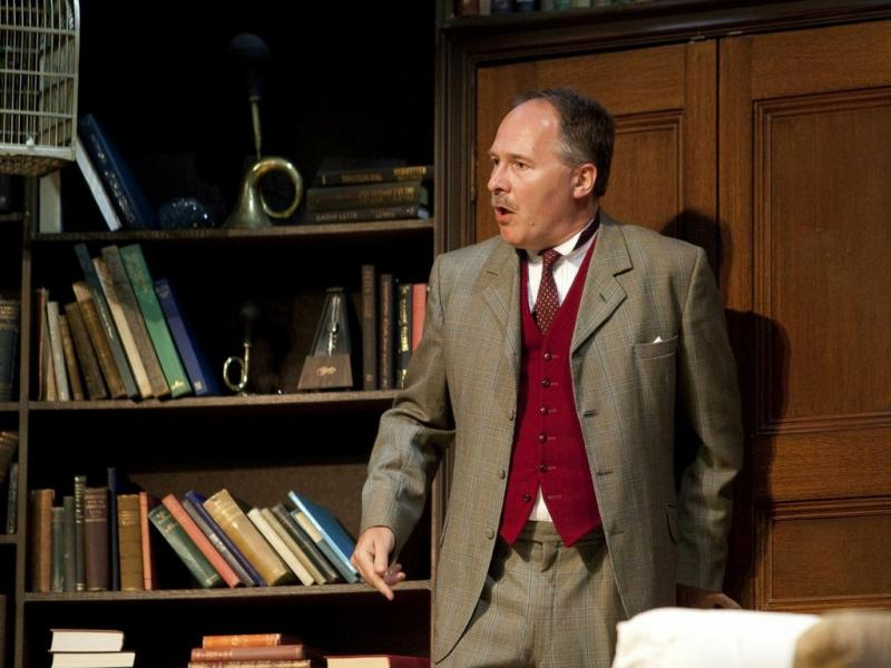 As 'Colonel Pickering' in 'My Fair Lady', Kilworth House Theatre