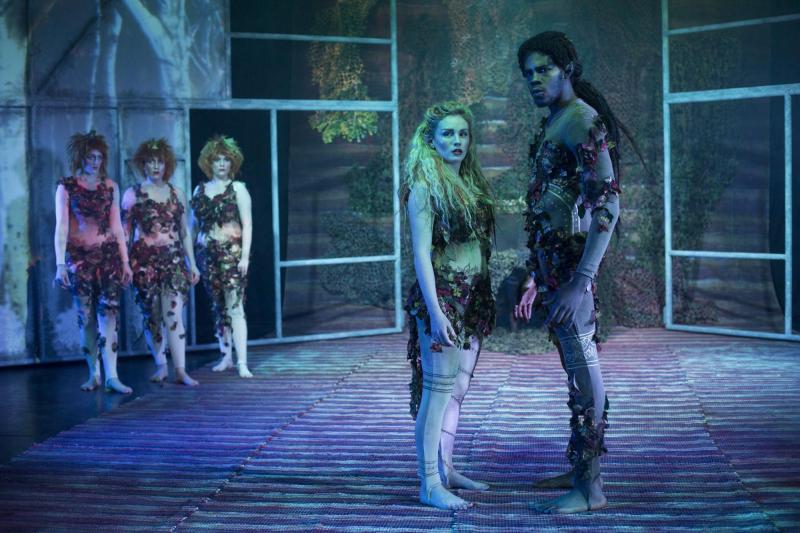 'A Midsummer Night's Dream' Arts University Bournemouth Production, Pavillion Dance Bournemouth 2013