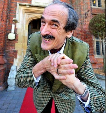 Greetings from Basil Fawlty Lookalike!