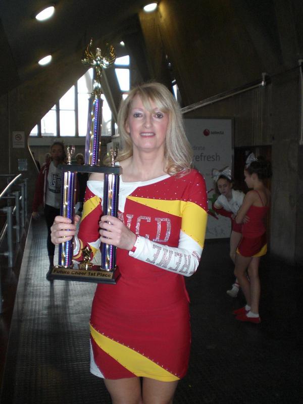 Cheerleading Champion