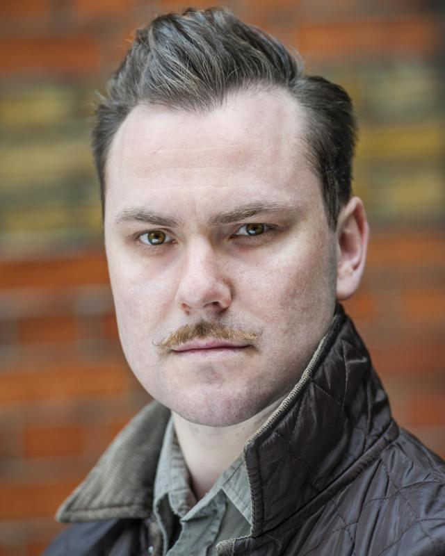 Gavin Keenan Moustache 2
