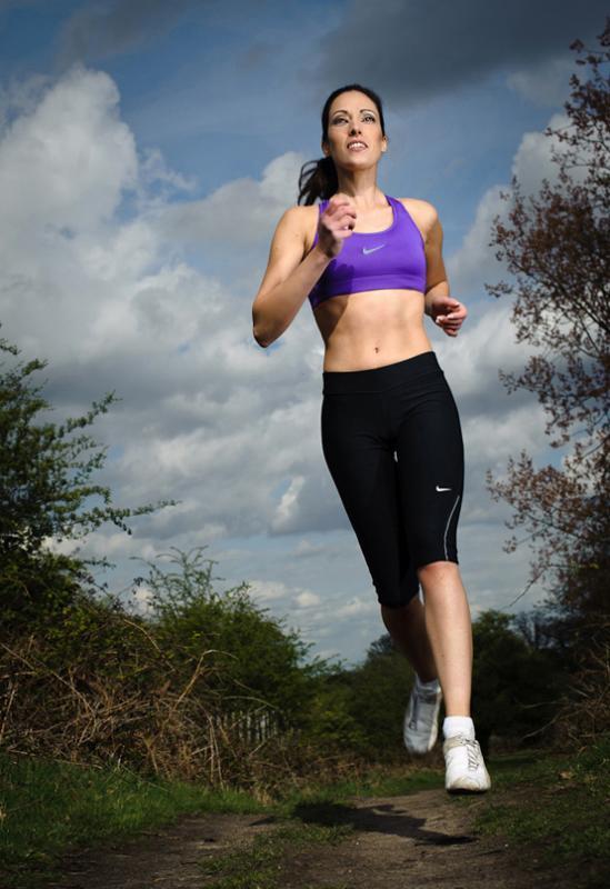 Alex Willis-Bray jogging