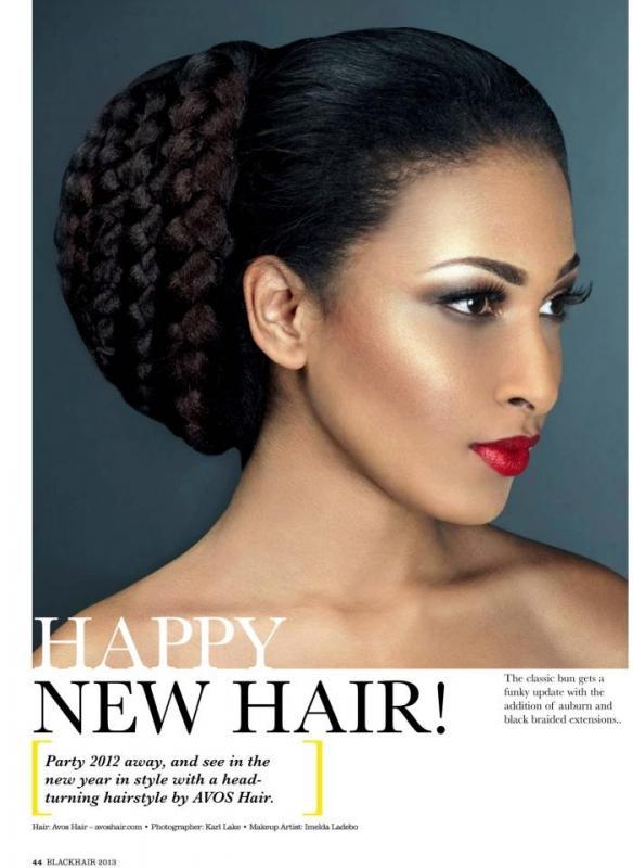 Black Hair Magazine