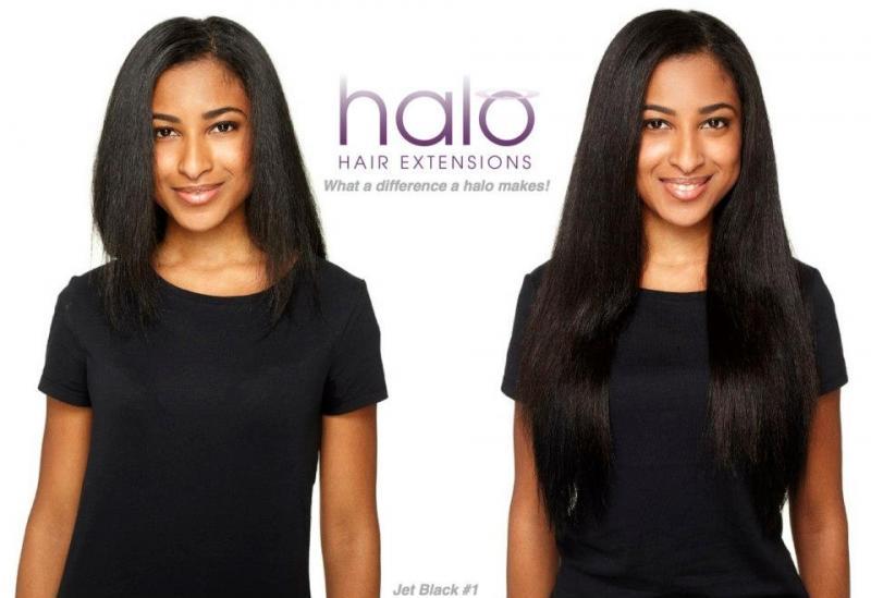 Halo Hair Shoot
