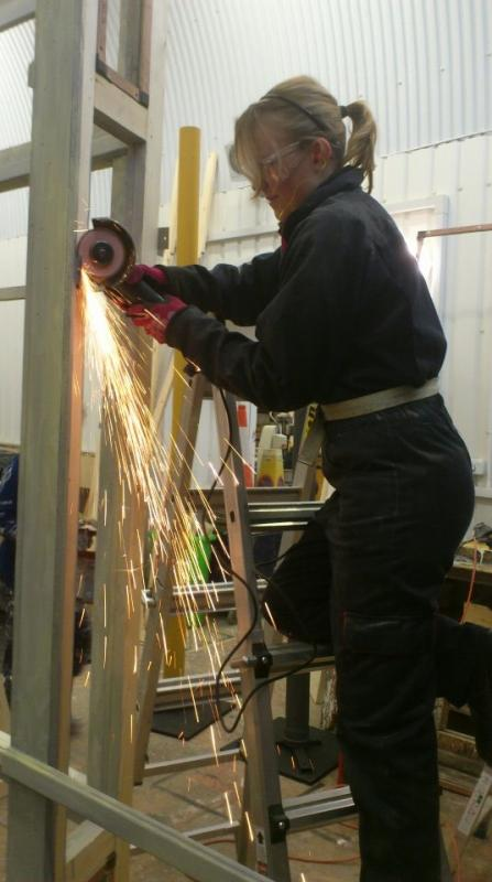 Head of Construction - LAMDA 2012