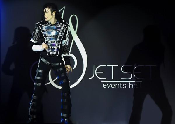 Earnest Valentino/Michael Jackson Impersonator