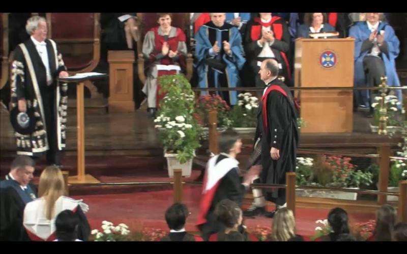 Graduating PhD at Edinburgh University