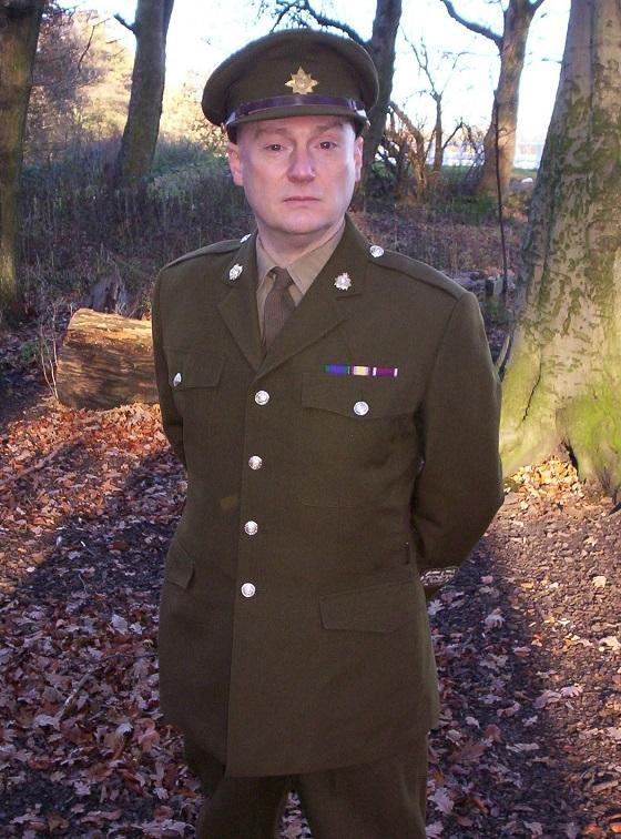The General in 'The Deserter' Nothern Film School