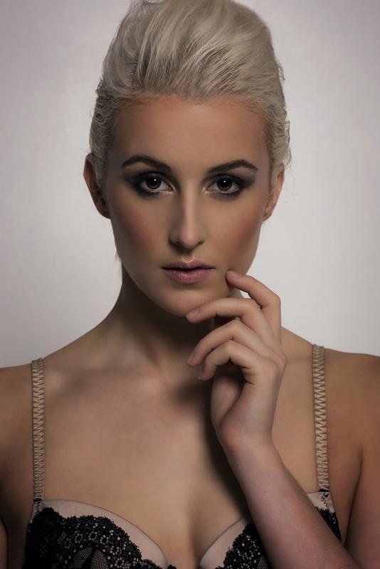Dancer/Model Jordan Cather