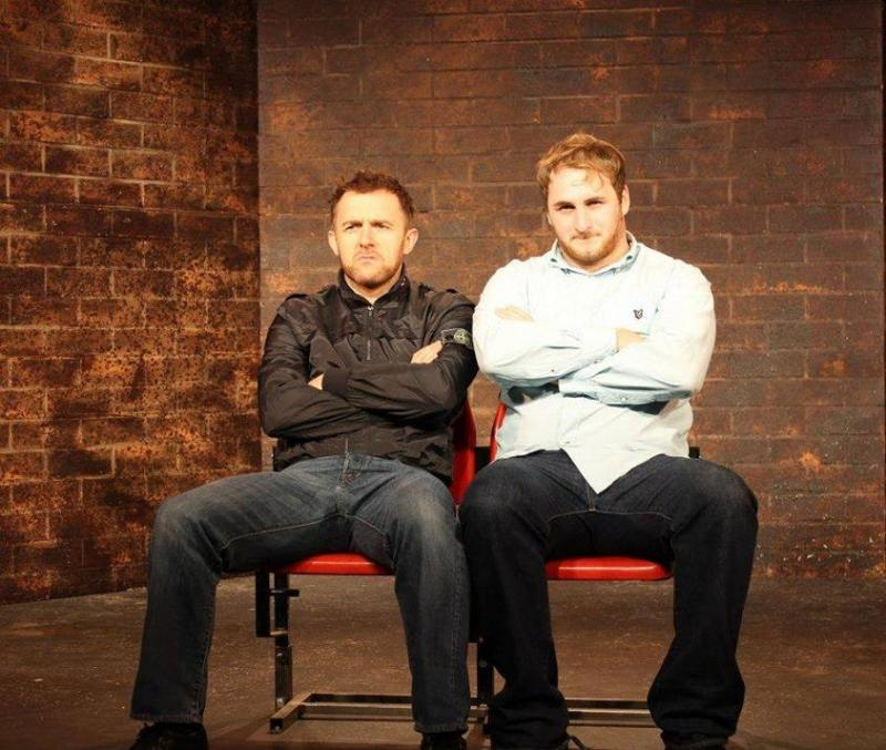 """Kev in """"STAND"""" for Reform Theatre Company, UK tour"""