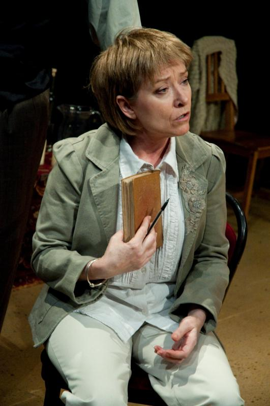 Maria Voinitsky in Uncle Vanya, NYC
