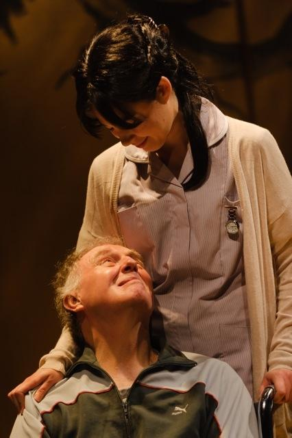 Stroke of Luck at Park Theatre