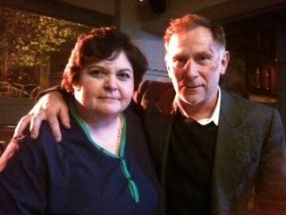 Rosemary with Danny Webb