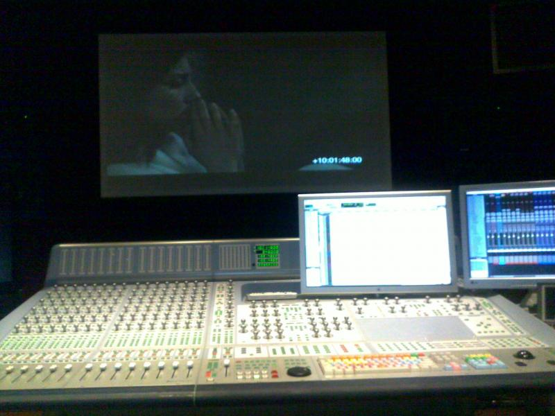 Sound Design / Mixing (Stereo / Surround)
