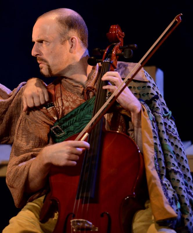 Roderigo in 'Othello'