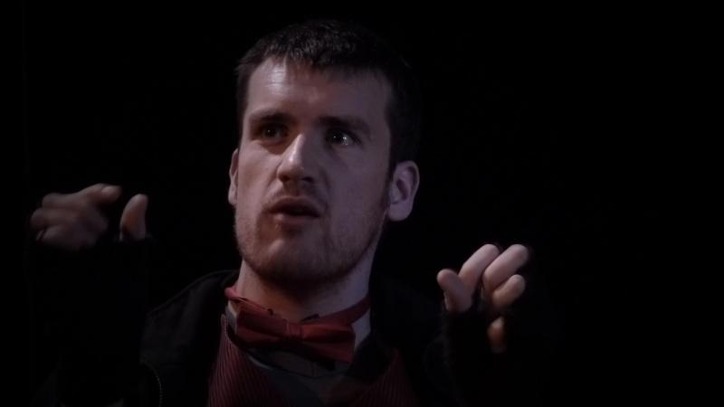 Still from 'The Importance of Being Jeff' for Certainty of Chance Theatre