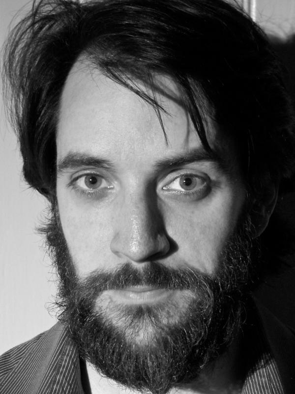 Christopher Garwood with beard 2