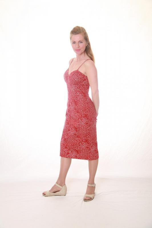 Tania Colour Full length