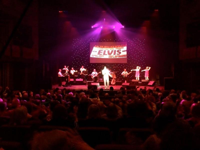 A Vision Of Elvis Tour