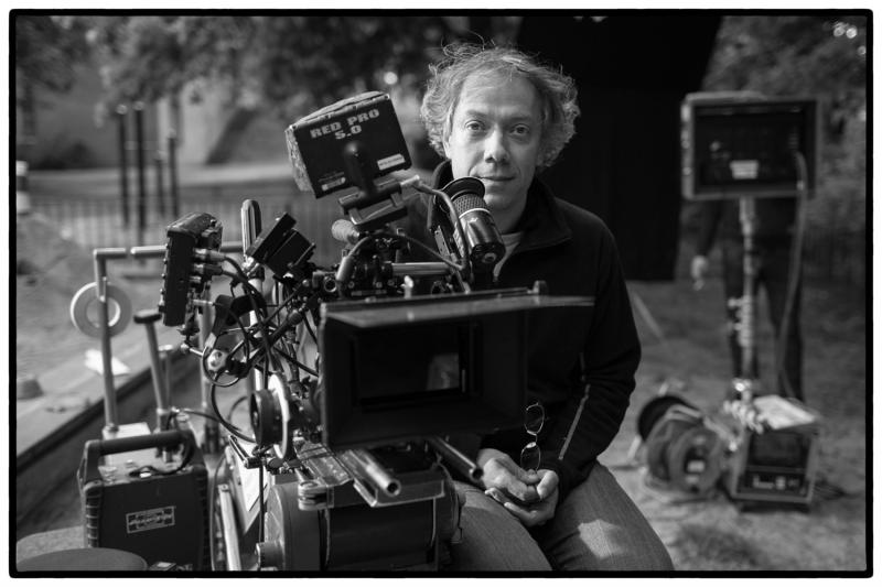 RED Epic w/ Cooke S4s on a TVC