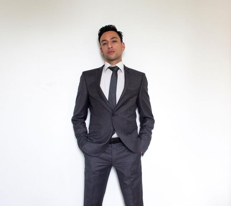 Dean suited