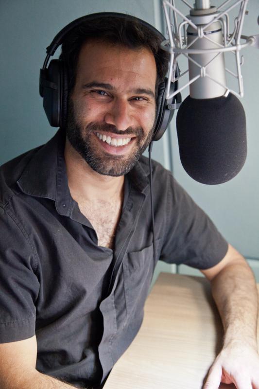 Allon Sylvain Voice Actor
