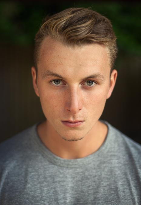New Headshot in Colour