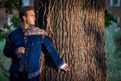 The Taming of the Shrew, Adam as Lucentio