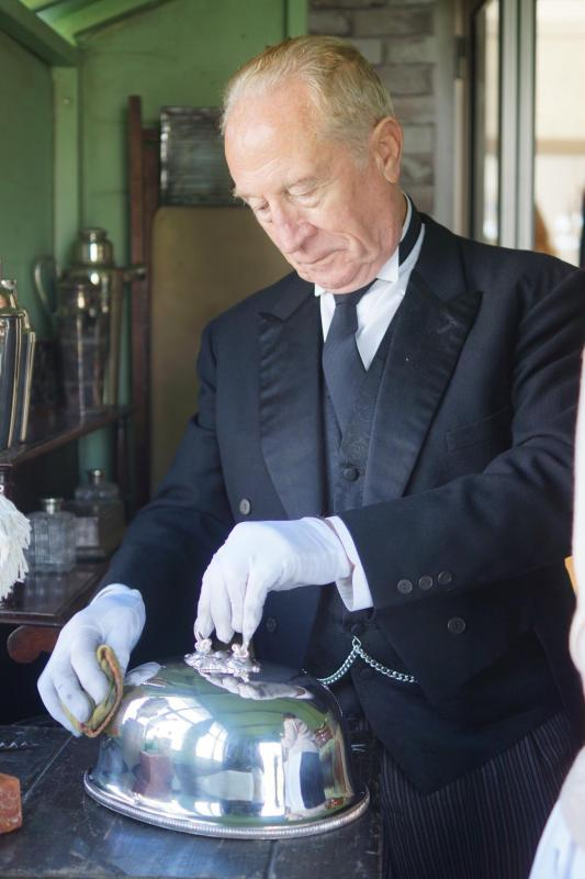 My Butler role