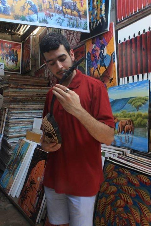 Tanzania String Art