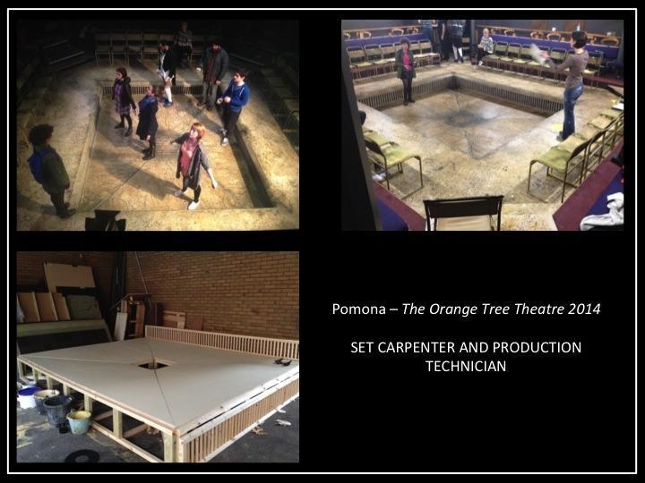 Pomona - Set Carpenter