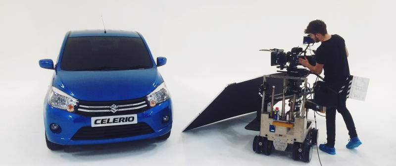 Suzuki Surprise commerical