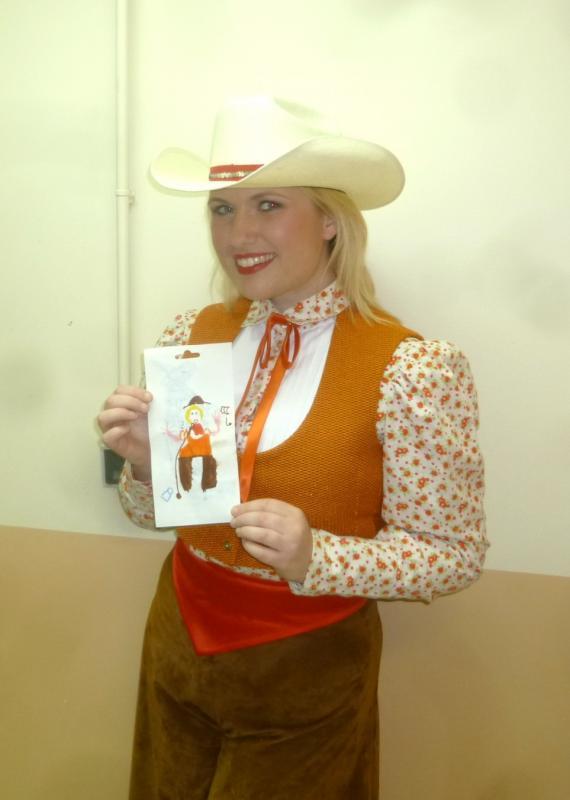 Cowgirl - Disney