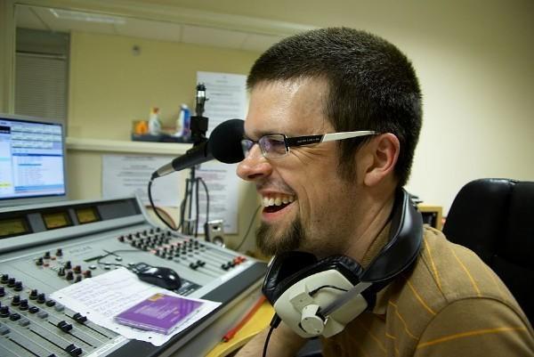 Nick Field broadcaster