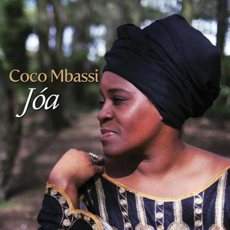 Coco Mbassi Jóa album cover