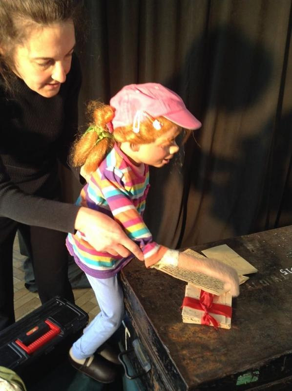 Puppeteer with Dotty