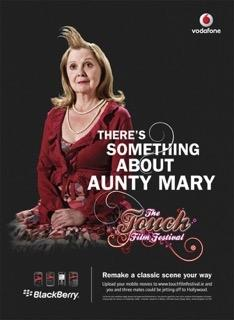 There's Something About Aunt Mary
