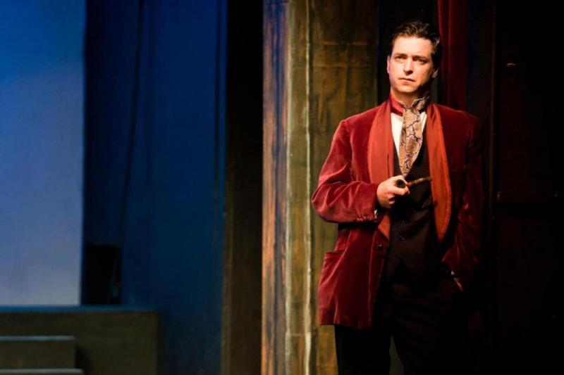 Richard Llewellyn as Sherlock Holmes