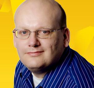 Dave Rhodes headshot